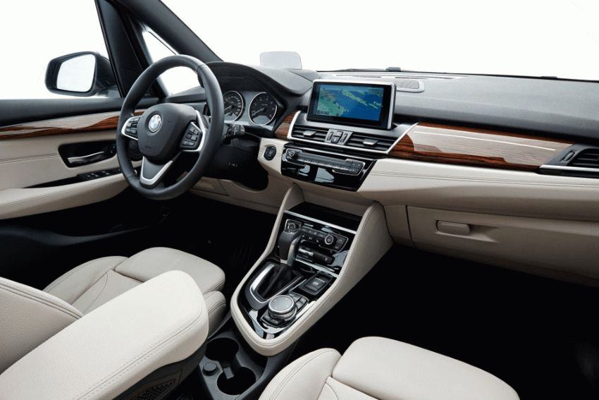miniveny bmw  | test drayv bmw gran tourer 3 | BMW Gran Tourer (БМВ Гран Турер) тест драйв | BMW 2