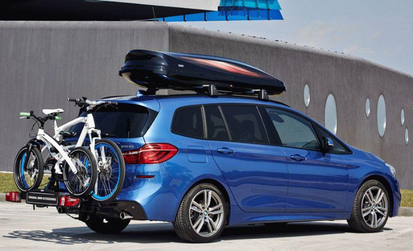miniveny bmw  | test drayv bmw gran tourer 7 | BMW Gran Tourer (БМВ Гран Турер) тест драйв | BMW 2