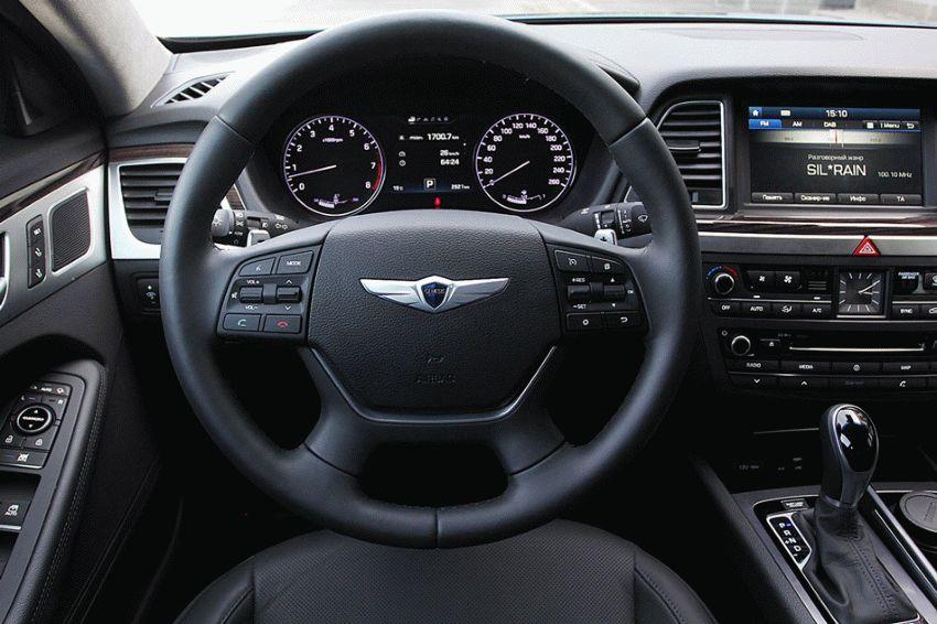 sedan  | test drayv hyundai genesis 2 | Hyundai Genesis (Хендай Генезис) | Hyundai Genesis