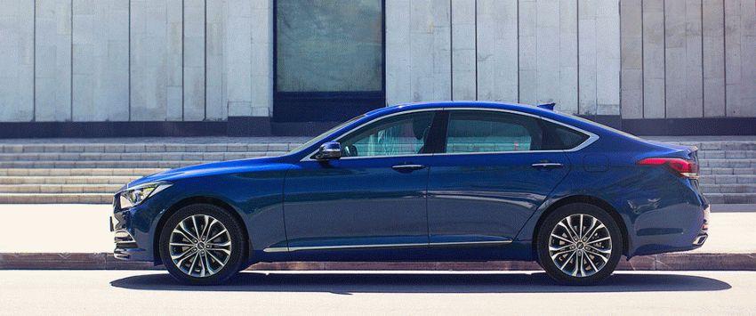sedan hyundai  | test drayv hyundai genesis 5 | Hyundai Genesis (Хендай Генезис) | Hyundai Genesis