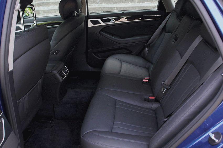 sedan  | test drayv hyundai genesis 8 | Hyundai Genesis (Хендай Генезис) | Hyundai Genesis