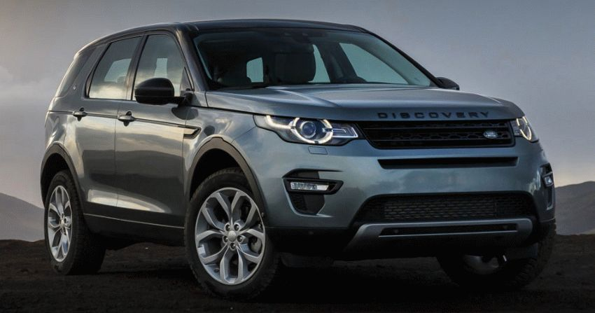 krossovery land rover  | test drayv land rover discovery sport 1 | Land Rover Discovery Sport (Ленд Ровер Дискавери Спорт) | Land Rover Discovery