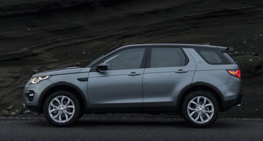 krossovery land rover  | test drayv land rover discovery sport 2 | Land Rover Discovery Sport (Ленд Ровер Дискавери Спорт) | Land Rover Discovery