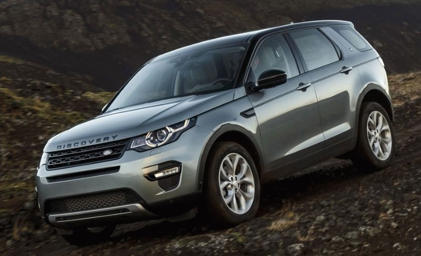 krossovery land rover  | test drayv land rover discovery sport 5 | Land Rover Discovery Sport (Ленд Ровер Дискавери Спорт) | Land Rover Discovery