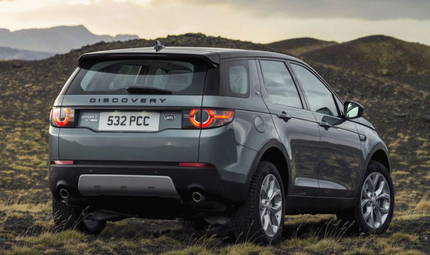 krossovery land rover  | test drayv land rover discovery sport 6 | Land Rover Discovery Sport (Ленд Ровер Дискавери Спорт) | Land Rover Discovery