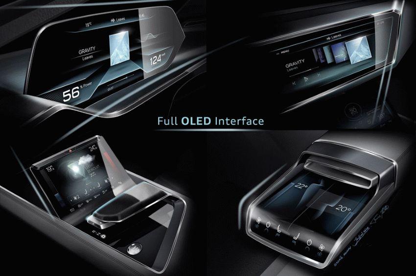 koncept avto  | audi q6 e tron 2018 4 | Audi Q6 e tron (Ауди Ку 6) 2018 | Audi Q6