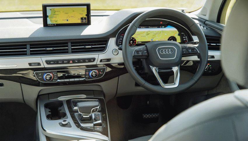 krossovery audi  | audi q7 krossover 2 | Audi Q7 (Ауди Ку7) 2017 2018 | Audi Q7