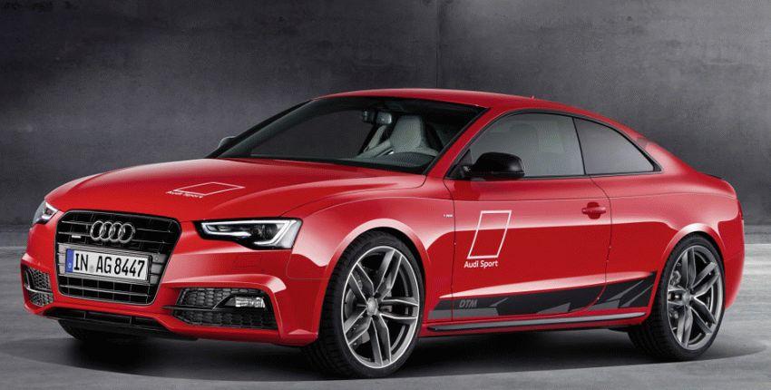 kupe audi  | audi razrabotala specversiyu a5 1 | Audi A5 (Ауди А5) спецверсия на ДТ | Audi A5