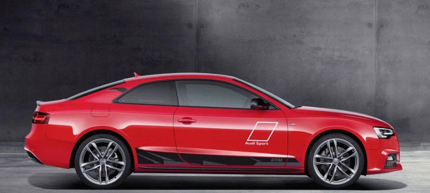 kupe audi  | audi razrabotala specversiyu a5 2 | Audi A5 (Ауди А5) спецверсия на ДТ | Audi A5