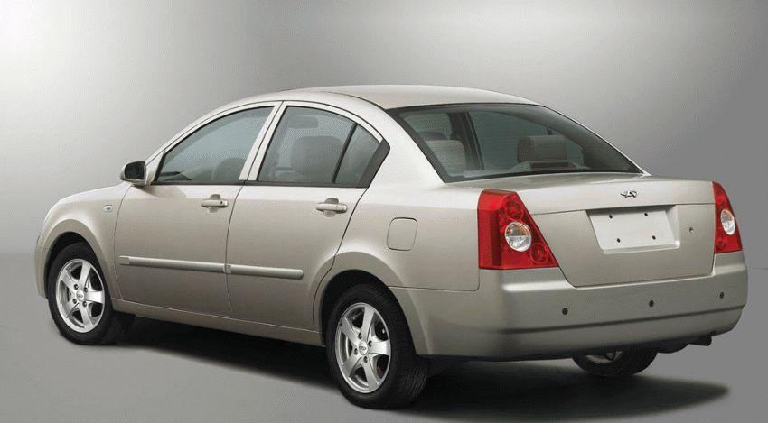 sedan katalog  | chery fora a21 sedan 1 | Chery Fora (A21) Седан | Chery Fora