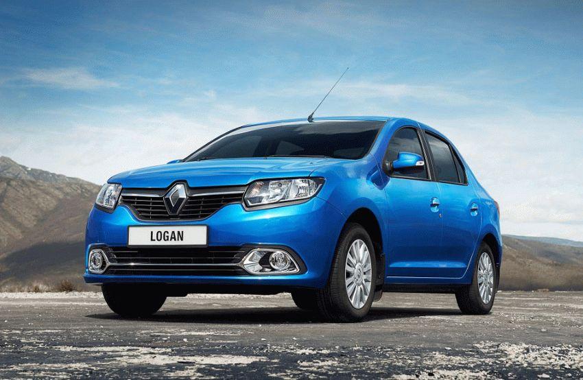 sedan renault lada  | granta i logan 2 1 | Гранта (Lada Granta) и Логан 2 (Renault Logan II) | Renault Logan II Lada Granta
