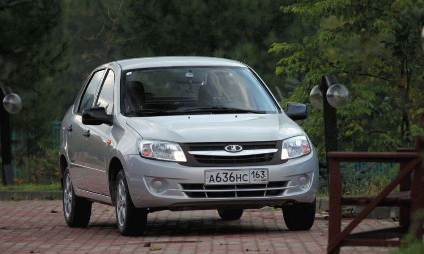 sedan renault lada  | granta i logan 2 3 | Гранта (Lada Granta) и Логан 2 (Renault Logan II) | Renault Logan II Lada Granta