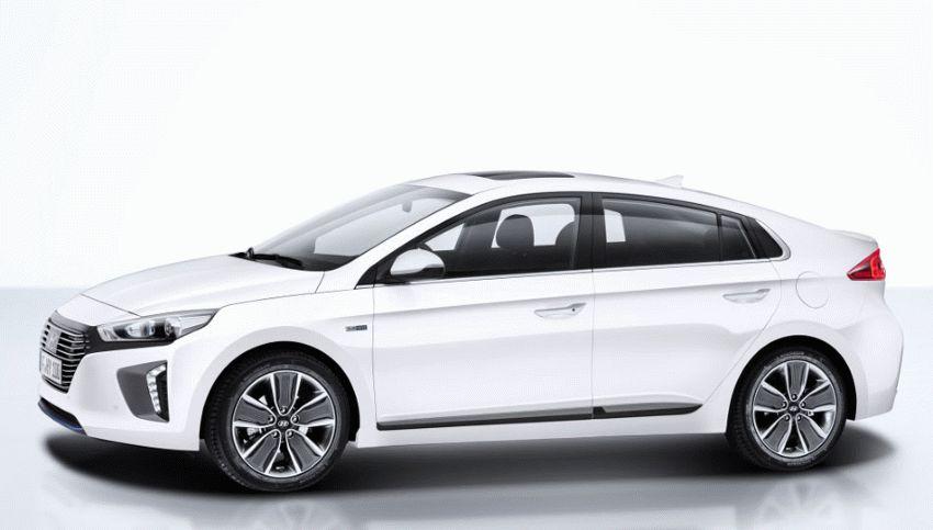 khyechbek hyundai  | hyundai ioniq 1 | Hyundai Ioniq (Хендай Ионик) гибрид | Hyundai Ioniq