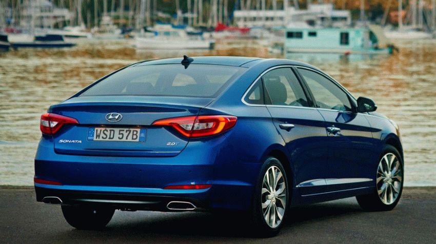 sedan katalog  | hyundai sonata vii lf sedan 1 | Hyundai Sonata VII (LF) Седан | Hyundai Sonata