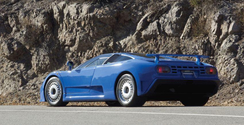 istoriya zarubezhnogo avtoproma  | istoriya kompanii bugatti 10 | История компании Бугатти – Bugatti EB 110 | История Bugatti