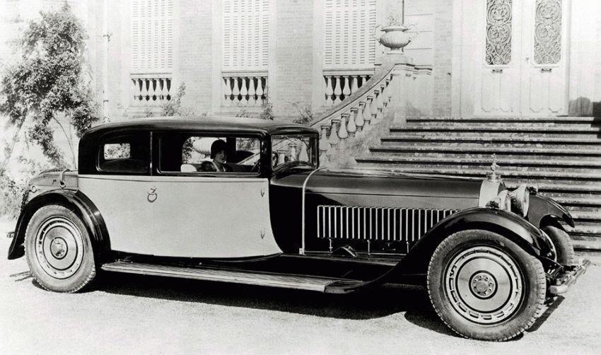 istoriya zarubezhnogo avtoproma  | istoriya kompanii bugatti 3 | История компании Бугатти – Bugatti EB 110 | История Bugatti