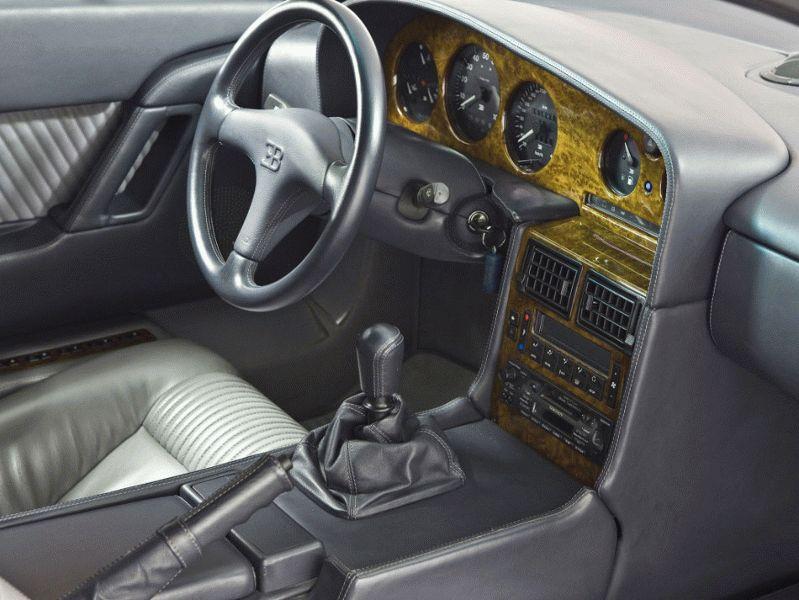 istoriya zarubezhnogo avtoproma  | istoriya kompanii bugatti 7 | История компании Бугатти – Bugatti EB 110 | История Bugatti
