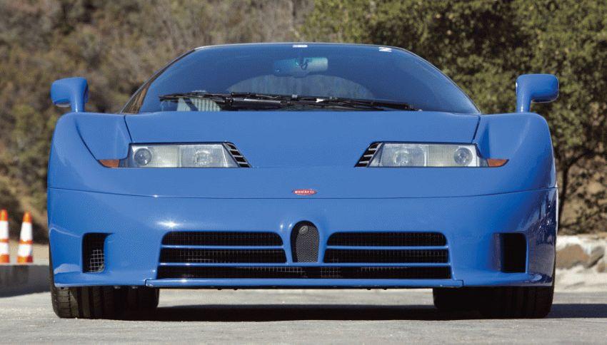 istoriya zarubezhnogo avtoproma  | istoriya kompanii bugatti 8 | История компании Бугатти – Bugatti EB 110 | История Bugatti