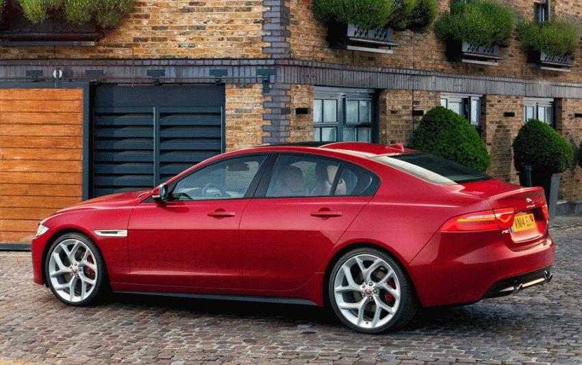 sedan jaguar  | konkretnyy jaguar xe 6 | Jaguar XE Sport (Ягуар ХЕ Cпорт) | Jaguar XE