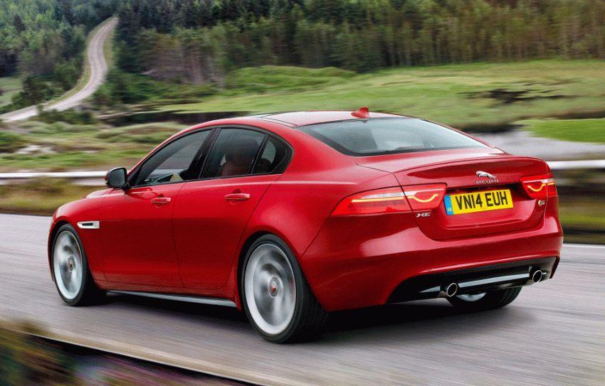 sedan jaguar  | konkretnyy jaguar xe 8 | Jaguar XE Sport (Ягуар ХЕ Cпорт) | Jaguar XE