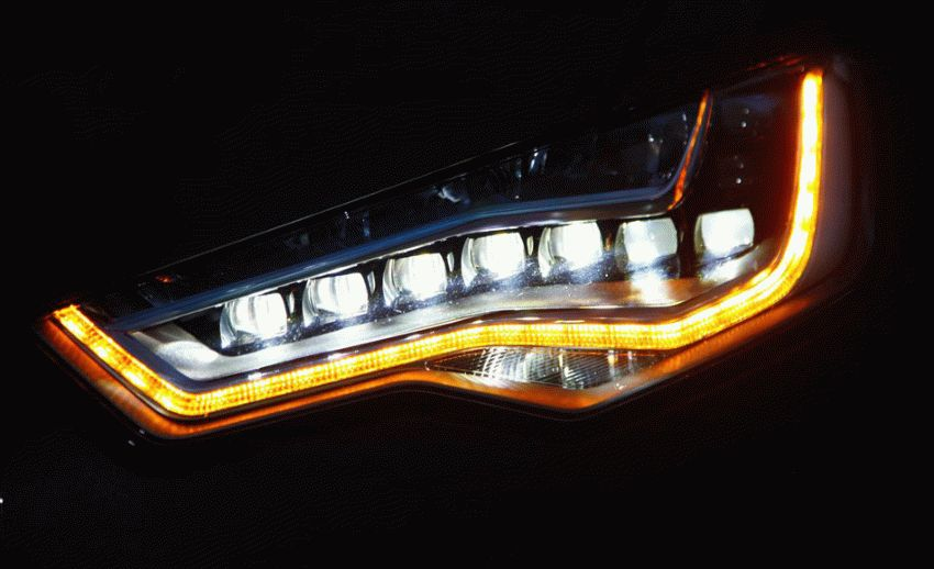 funkcional  | led fary 1 | LED фары | Фары LED фары