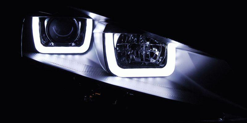 funkcional  | led fary 11 | LED фары | Фары LED фары