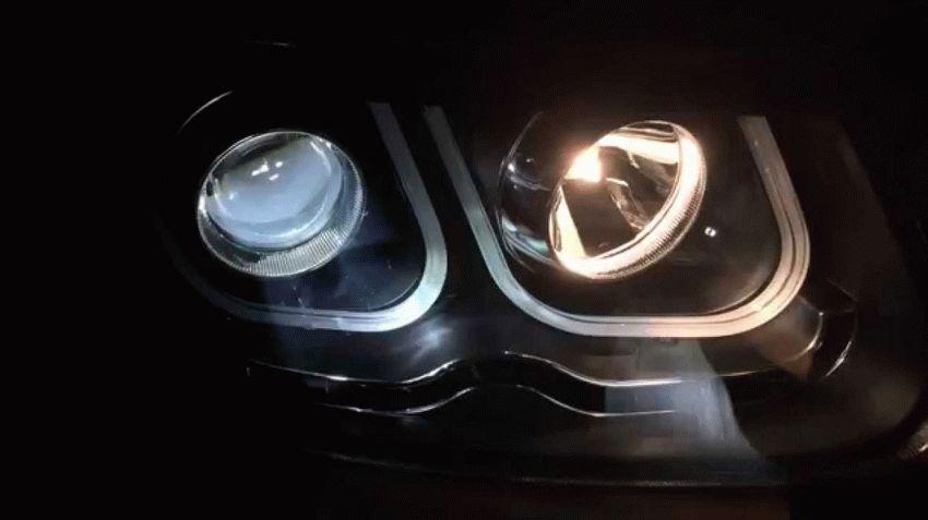 funkcional  | led fary 4 | LED фары | Фары LED фары
