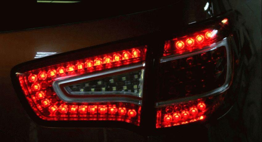funkcional  | led fary 5 | LED фары | Фары LED фары