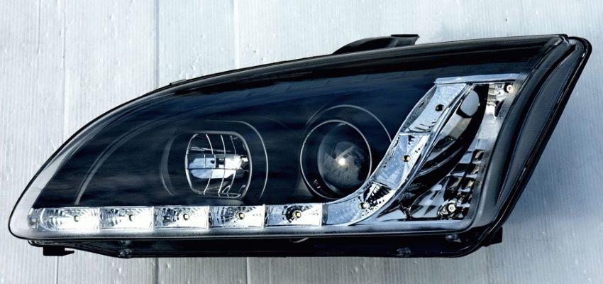 funkcional  | led fary 6 | LED фары | Фары LED фары