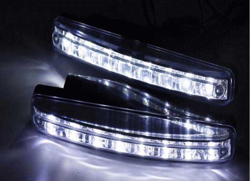 funkcional  | led fary 7 | LED фары | Фары LED фары