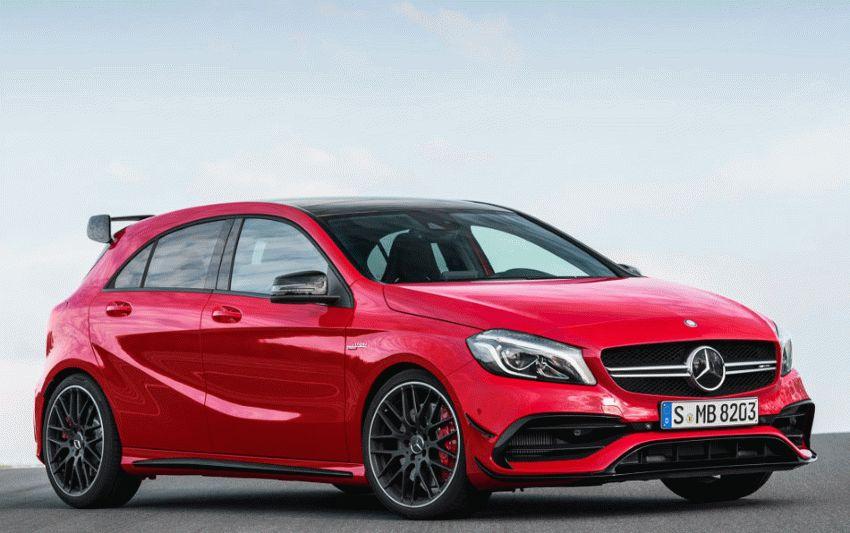 khachbek katalog  | mercedes amg a 45 1 | Mercedes Benz A klasse AMG I W176 Хэтчбек 2015 года | Mercedes Benz A