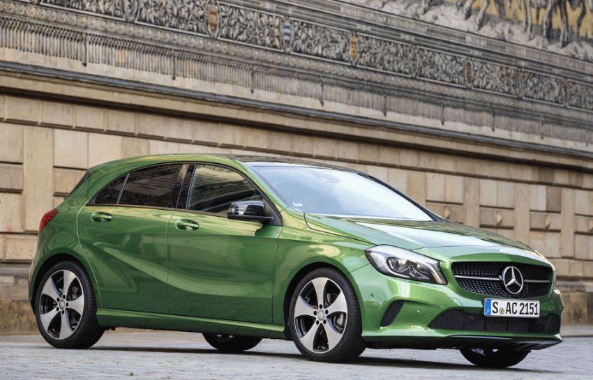 khachbek katalog  | mercedes benz a 200 1 | Mercedes Benz A klasse III W176 Хэтчбек 2015 года | Mercedes Benz A