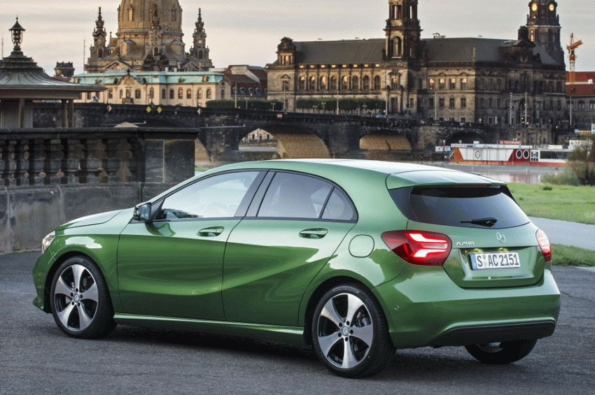 khachbek katalog  | mercedes benz a 200 3 | Mercedes Benz A klasse III W176 Хэтчбек 2015 года | Mercedes Benz A