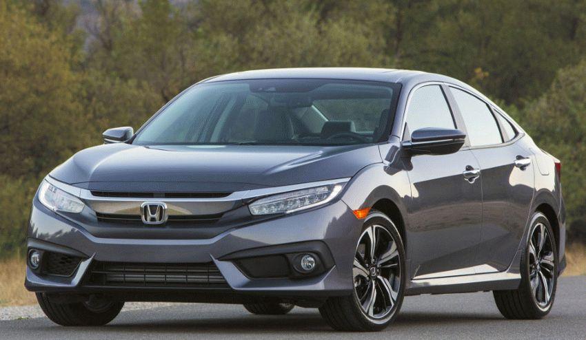 sedan honda  | novaya honda civic 1 | Honda Civic (Хонда Цивик) | Honda Civic