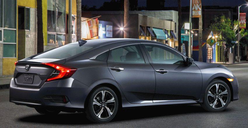 sedan honda  | novaya honda civic 2 | Honda Civic (Хонда Цивик) | Honda Civic