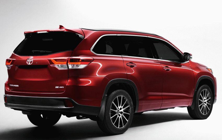 krossovery toyota  | novoe pokolenie toyota highlander 1 | Toyota Highlander (Тойота Хайлендер) | Toyota Highlander