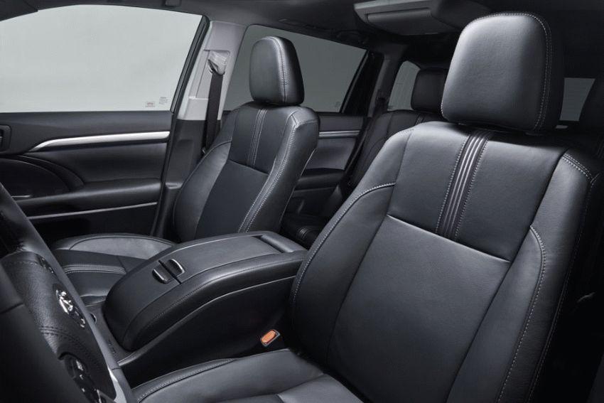krossovery toyota  | novoe pokolenie toyota highlander 2 | Toyota Highlander (Тойота Хайлендер) | Toyota Highlander