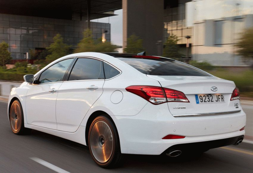 sedan hyundai  | obnovlennyy hyundai i40 3 | Hyundai i40 (Хендай ай 40) рестайлинг | Hyundai i40