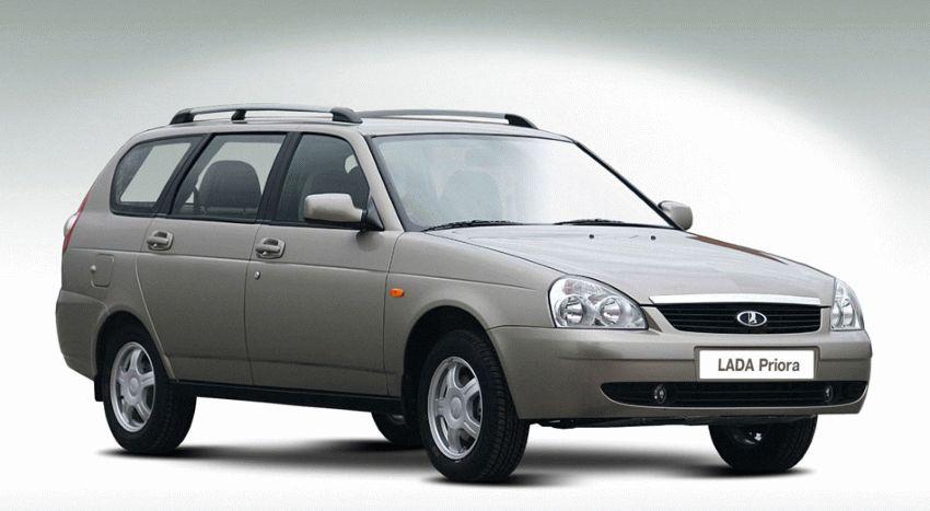 universaly lada  | obzor avtomobilya lada priora universal 1 | Лада Приора универсал (Lada Priora) | Lada Priora