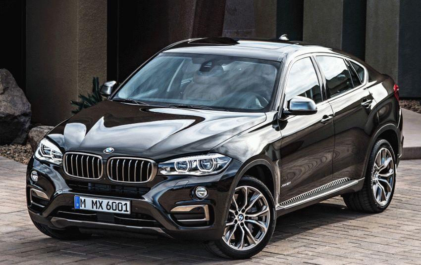 krossovery bmw  | obzor bmw x6 f16 1 | BMW X6 F16 (БМВ Икс 6 Ф16) | Тест драйв BMW BMW X6