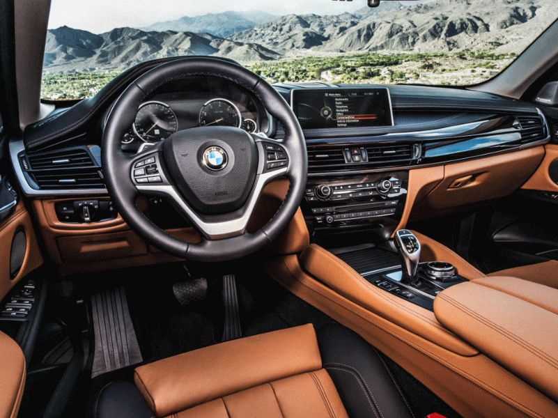 krossovery bmw  | obzor bmw x6 f16 3 | BMW X6 F16 (БМВ Икс 6 Ф16) | Тест драйв BMW BMW X6