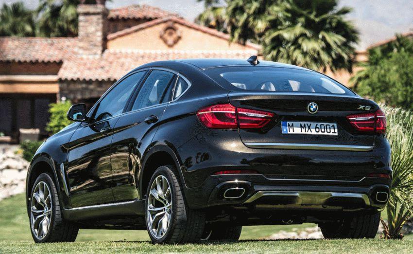 krossovery bmw  | obzor bmw x6 f16 6 | BMW X6 F16 (БМВ Икс 6 Ф16) | Тест драйв BMW BMW X6