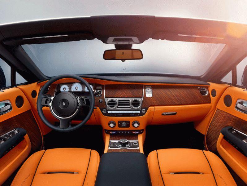 kabriolety rolls royce  | obzor novogo rolls royce dawn 1 | Rolls Royce Dawn (Роллс Ройс Давн) | Rolls Royce Dawn