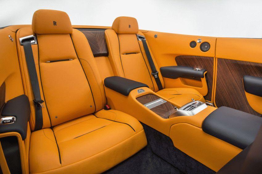 kabriolety rolls royce  | obzor novogo rolls royce dawn 2 | Rolls Royce Dawn (Роллс Ройс Давн) | Rolls Royce Dawn