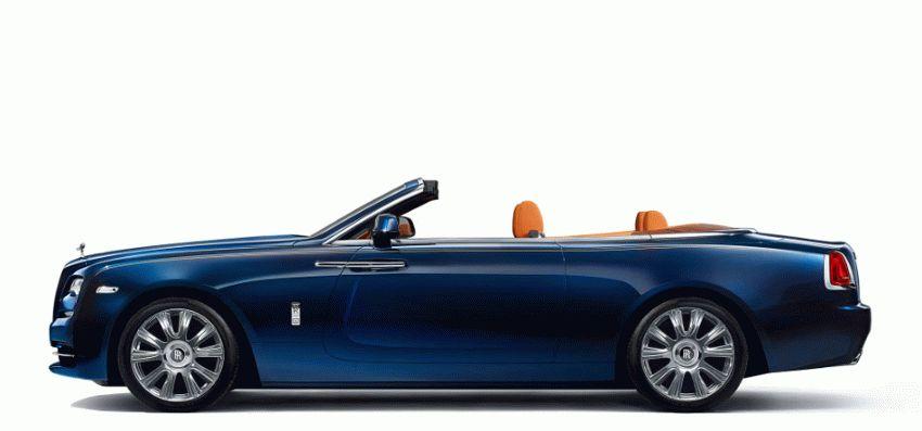 kabriolety rolls royce  | obzor novogo rolls royce dawn 3 | Rolls Royce Dawn (Роллс Ройс Давн) | Rolls Royce Dawn