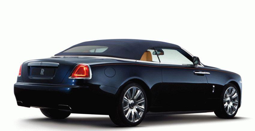 kabriolety rolls royce  | obzor novogo rolls royce dawn 4 | Rolls Royce Dawn (Роллс Ройс Давн) | Rolls Royce Dawn