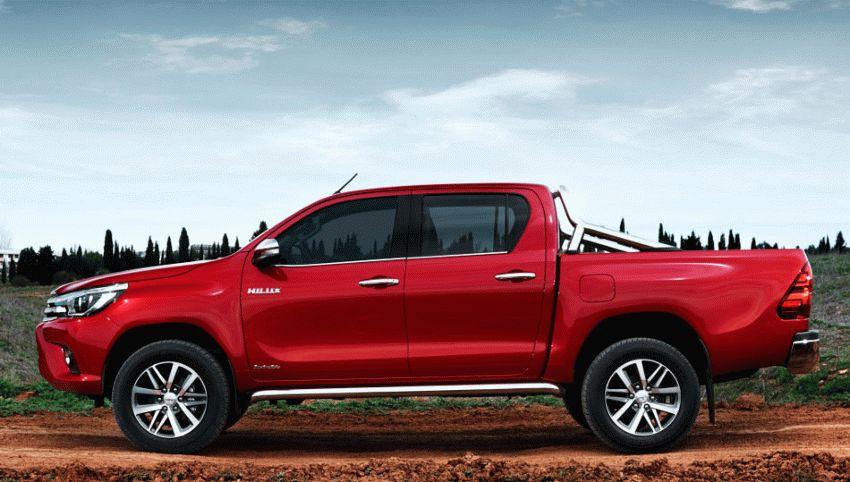pikapy toyota  | pro testirovanaya toyota hilux 2 | Toyota Hilux (Тойота Хайлюкс) 2017 2018 | Toyota Hilux