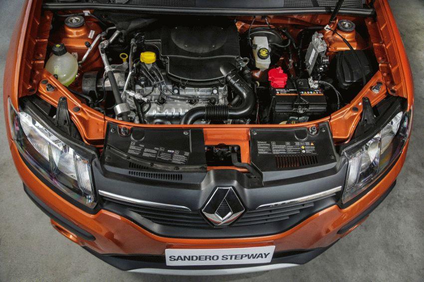 krossovery renault  | renault sandero stepway 3 | Renault Sandero Stepway (Рено Сандеро Степвей) | Renault Sandero Stepway