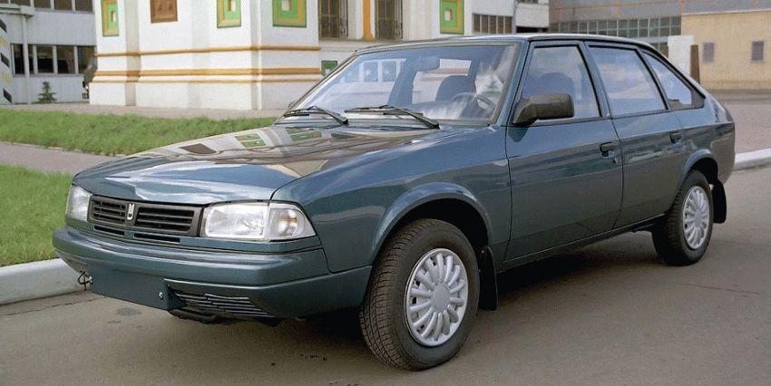 avtoproizvodstvo  | renault vozrodit brend moskvich 2 | Renault возродит бренд «Москвич» | Renault «Москвич»