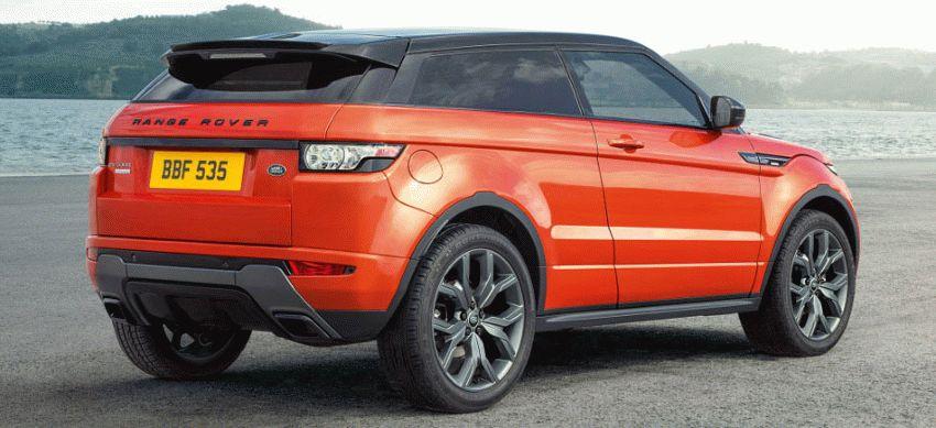 krossovery land rover  | rover evoque ozhidayut zheneve 2 | Range Rover Evoque (Рендж Ровер Эвок) кроссовер | Range Rover Evoque